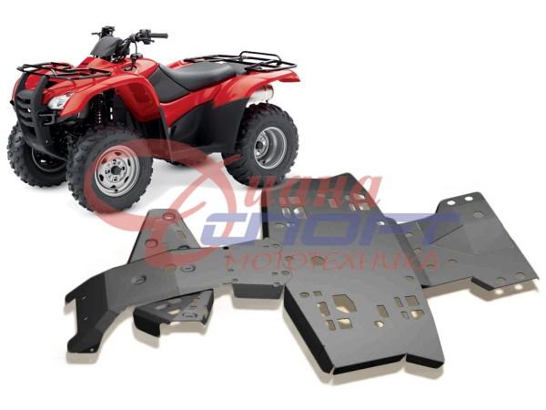 Защита днища Honda TRX 420/500 FA