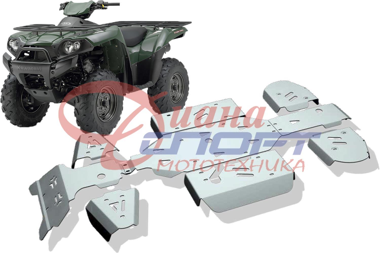 защита днища Kawasaki Atv Kvf 750650