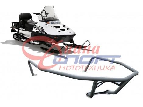 Бампер Polaris widetrak LX передний, вес 6,4кг