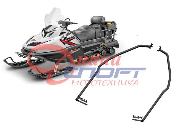 Бампер передний Stels Росомаха/Viking 600 / 800, вес 4,5кг