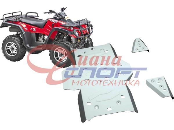 Защита днища Stels ATV 300 B (4мм)
