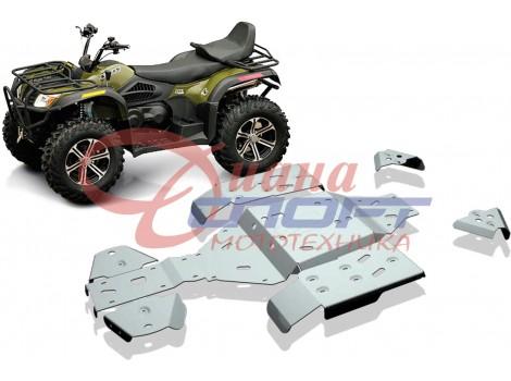 Защита днища Stels ATV 500 GT-1