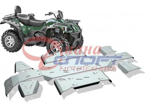 Защита днища Stels ATV 500 GT