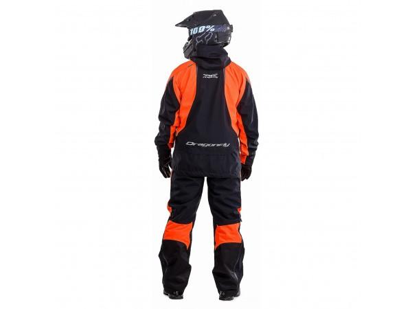 DRAGONFLY Куртка мужская Sport 2019 Black/Orange