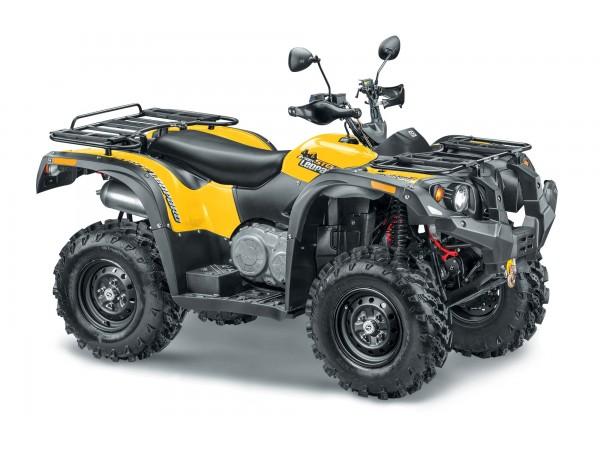 Квадроцикл STELS ATV 500YS ST LEOPARD